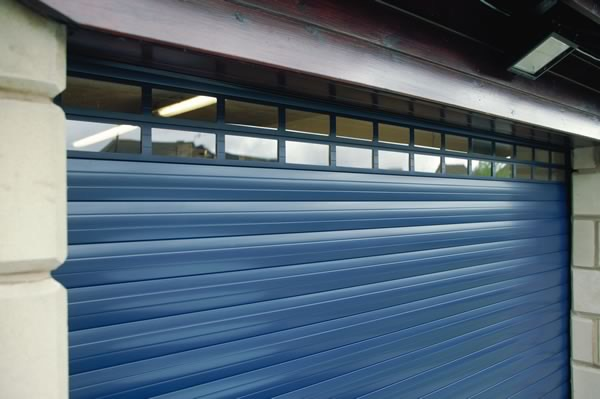 Insulated roller garage door with vision slats & Garage Doors Newcastle | Newcastle Garage Doors | Nortech Roller ... Pezcame.Com