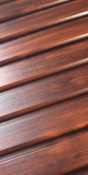 Steel slat profile