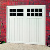 Beamish ABS garage door