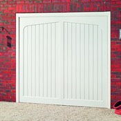 Newton ABS garage door