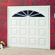 Northumberland ABS garage door