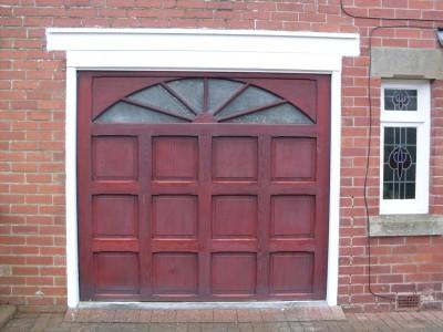 GRP garage doors - fibreglass garage doors | Plymouth, Newton Abbot